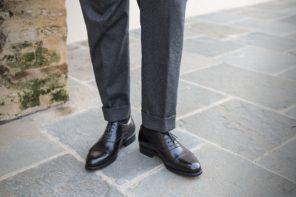 El zapato que todos debemos tener. The Bogart by Crownhill.