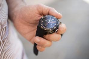 Alpina Seastrong Diver 300 Cronograph.