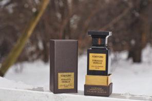 Tom Ford Tobacco Vanille. Sofisticación y opulencia