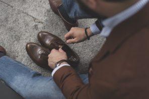 Toni Llobera Barceló, un zapato diferente.